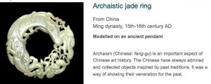 Archaistic