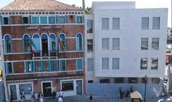 hotel Santa Chiara foto 2