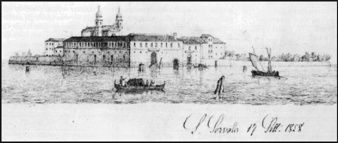 san Servolo 1858