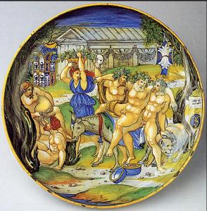 Nicola da Urbino 1538