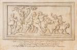 Pier Leone Ghezzi 1722 da bassoril. Roma