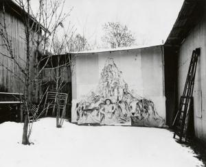 Munch neve e montagna