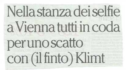 titolo Klimt 1