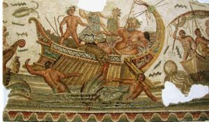 Dioniso pirati delfini