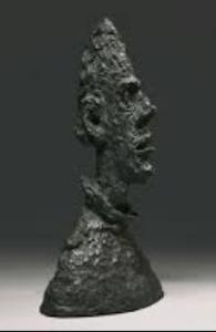 Giacometti profilo
