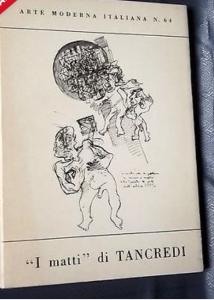 """cover """"I matti di Tancredi"""""""