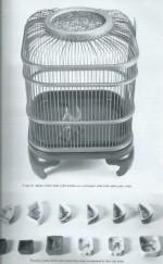gabbia e piatti 1