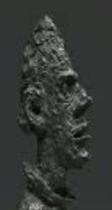 profilo a dx scultura